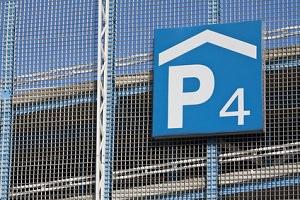 Parken am Flughafen Schönefeld
