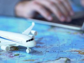 Sparen bei der Buchung einer Flugreise